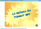 Com funciona un reproductor de MP3? | Recurso educativo 37494