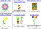 Spring: crafts | Recurso educativo 38302