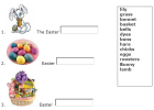 Easter vocabulary | Recurso educativo 42717