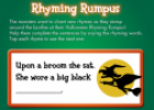 Rhyming rumpus | Recurso educativo 55956