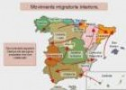 The Spanish population. Migrations and structure | Recurso educativo 1767