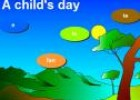 hunting game: Child's day | Recurso educativo 2873