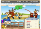 Numeracy: Animal Island Data | Recurso educativo 6708