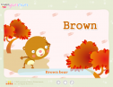 Song: Brown bear | Recurso educativo 66484