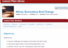 Africa: Economics and change | Recurso educativo 70698