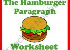 Hamburger Paragraph Method: Teaching Proper Paragraph Format product from | Recurso educativo 93231