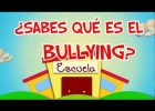 Video Bullying | Recurso educativo 676518