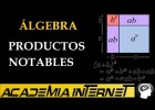 Productos Notables | Recurso educativo 747189