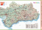 Map of transports, Andalusia | Recurso educativo 782259